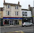 ST6390 : PDSA charity shop, Thornbury by John Grayson