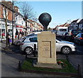 SU0682 : Royal Wootton Bassett War Memorial by John Grayson