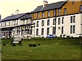 SN9447 : The Lake Hotel at Llangammarch Wells by Richard Green