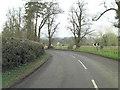 SU7685 : A4155 south of Fawley Court Farm by Stuart Logan