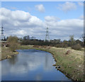 SP1891 : The River Tame by JThomas