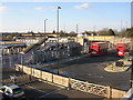 TQ3568 : Elmers End station and bus interchange by Christopher Hilton