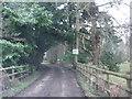 SU8184 : School Lane becomes private by Stuart Logan