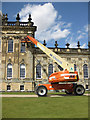 SE7170 : Men at work, Castle Howard by Pauline Eccles