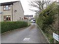 SE1644 : Moorview Croft - Main Street by Betty Longbottom
