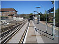 TQ3952 : Oxted railway station, Surrey by Nigel Thompson