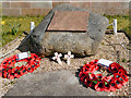 SJ7084 : High Legh War Memorial by David Dixon