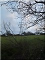 SW7541 : Pylon and field by SMJ