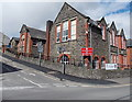 SO1400 : St Gwladys Bargoed School by John Grayson