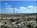 NX1777 : Arecleoch Wind Farm View by Mary and Angus Hogg