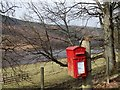 SK1888 : Postbox at Derwent by Andrew Hill