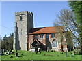 TL9816 : St. Mary's Church, Peldon by Malc McDonald
