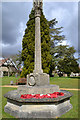 ST6718 : War Memorial Milborne Port by John Firth