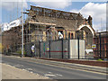 SD7708 : Demolition of Wesley Methodist Church by David Dixon