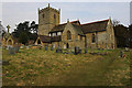 SO7181 : St John the Baptist church, Kinlet by Mike Searle