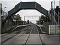 TM1121 : Great Bentley railway station, Essex by Nigel Thompson