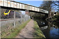 SP0481 : Virgin train passing the Worcester and Birmingham Canal by Philip Halling
