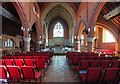 TQ2470 : St Andrew, Herbert Road - East end by John Salmon