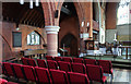 TQ2470 : St Andrew, Herbert Road - Interior by John Salmon