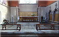 TQ2470 : St Andrew, Herbert Road - Sanctuary by John Salmon