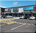 ST3486 : Thomson Holiday Superstore, Newport Retail Park by John Grayson