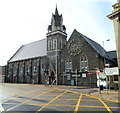 ST0790 : The Muni Arts Centre, Pontypridd  by John Grayson