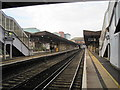 TQ4068 : Bromley South railway station, Greater London by Nigel Thompson