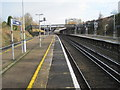 TQ5068 : Swanley railway station, Kent by Nigel Thompson