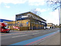 TQ2675 : Battersea, Access Self Storage by Mike Faherty