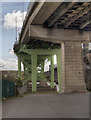 SJ5183 : Widnes-Runcorn (Silver Jubilee) Bridge by David Dixon