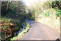 SX9574 : Smugglers Lane by N Chadwick