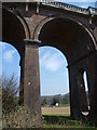 TQ3227 : Underneath Balcombe Viaduct by Ian Yarham
