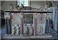 TQ9644 : Tomb of Sir John Tufton, Hothfield church by Julian P Guffogg