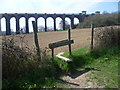 TQ3228 : The footpath to Balcombe Viaduct by Ian Yarham