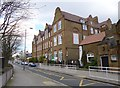 TQ2873 : Balham, Alderbrook Primary School by Mike Faherty