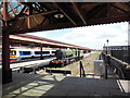 SP0786 : A stream train at Moor Street Station by Ian S