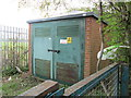 SE2522 : Electricity Substation No 8037 - Rumble Road by Betty Longbottom