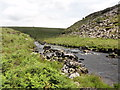 SX5583 : The River Tavy in Tavy Cleave by Tony Atkin