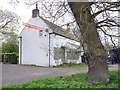 NZ1264 : George Stephenson's Cottage from the rear by Andrew Curtis