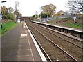 SJ7594 : Chassen Road railway station, Greater Manchester by Nigel Thompson