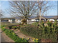 NJ8813 : Care home, Victoria Street, Dyce by Bill Harrison