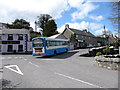 J0115 : The 14.15 ex-Newry Ulsterbus 43 entering Forkhill by Eric Jones