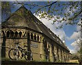 TQ2674 : Former chapel, Royal Victoria Patriotic Asylum by Derek Harper