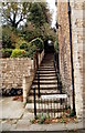 ST8260 : St Margarets Steps, Bradford-on-Avon by John Grayson