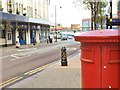 SO9198 : Lichfield Street Post Box by Gordon Griffiths