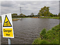 TL1097 : Danger Weir by David P Howard