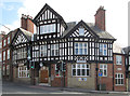 SK3870 : Chesterfield - Chandlers on St Mary's Gate by Dave Bevis