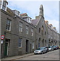 NJ9406 : Elim Pentecostal Church, Marischal Street, Aberdeen by Bill Harrison