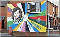 "J3473 : ""Sure Start"" mural, Belfast : Week 20"