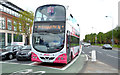 J3473 : Cregagh bus, Belfast by Albert Bridge